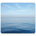 Fellowes Earth Series Recycled Mousepad Blue Ocean Ref 5903901