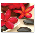 Fellowes Earth Series Recycled Mousepad Spa Flowers Ref 5904601