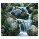 Fellowes Earth Series Recycled Mousepad Waterfall Ref 5909701