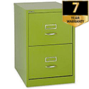 5 drawers flush front cabinet