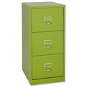 Bisley GLO BS3C Filing Cabinet 3-Drawer H1016mm Green Ref BS3C Lime