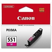 Canon CLI-551 M ( 6510B001 ) Magenta Ink Cartridge Original - for PIXMA iP8750, iX6850, MG5550, MG5650, MG5655, MG6450, MG6650, MG7150, MG7550, MX725, MX925