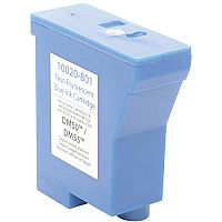 Totalpost Franking Inkjet Cartridge Blue [Pitney Bowes DM50 Series Equivalent] Ref 10020-801