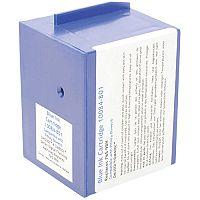 Totalpost Franking Inkjet Cartridge Blue [Pitney Bowes DM300c/400c Equivalent] Ref 10084-801