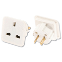 Worlwide Travel Adaptor UK [Pack 2]