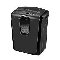 Fellowes M-8C Shredder Cross-Cutter With 15 Litre Bin & Shreds At A Brilliant 4.3 Meters Per Minute. Ideal For Home Offices Or Small Businesses.