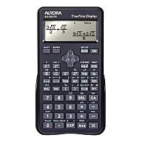 Aurora AX-595TV Calculator Scientific Black