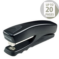 Rexel Sirius Full Strip Stapler Black Ref 2103819