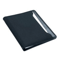 Essential Conference Folder Imitation Leather 322x260x20mm Black