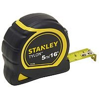 Stanley Retractable 5m Tape Measure