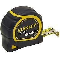 Stanley Retractable 8m Tape Measure