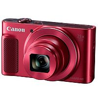 Canon PowerShot SX620 HS - 20.2 Megapixel - Optical zoom 25x - Digital zoom 4x Red