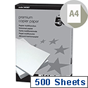 A4 High White 90gsm Smooth Copier Paper Ream of 500 Sheets 5 Star