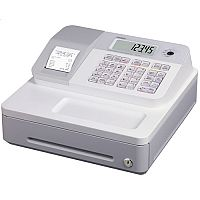 Casio Cash Register SE-G1SD-WE White