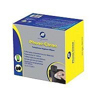 AF Phone-Clene Sanitisiing Wipes Individual Sachets Ref APHC100 [Pack 100]