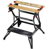 Black and Decker Workmate Dual Height Tough Workbench
