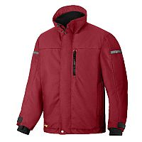 Snickers 1100 AllroundWork 37.5 Insulated Jacket Red/Black