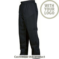 4503 Coverpants Adv. 110208 - Customise with your brand, logo or promo text