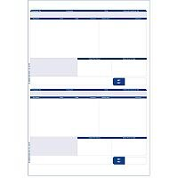 Sage Compatible Payslip 2 Per A4 Sheet Ref SE96 Pack 1000 Payslips