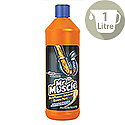 Mr Muscle Sink and Plughole Cleaner Professional 1 Litre