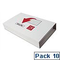 Missive Postal Box Small Parcel Tariff 290x170x70mm Maximum Ref MVBP2917 [Pack 10]