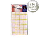 Avery Labels 12x18mm Rectangular White (225 Labels)