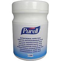 Purell Antimicrobial Wipes Canister Pack 1 Ref P06589 (270 Wipes)