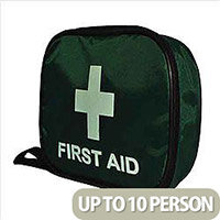 Wallace Cameron BS 8599-2 Compliant First Aid Travel Kit Medium Up to 10 Person Ref 1020209