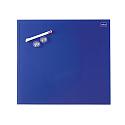 Nobo Diamond Drywipe Board Magnetic 300x300mm Blue Ref 1903952