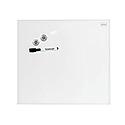 Nobo Diamond Drywipe Board Magnetic 450x450mm White Ref 1903957