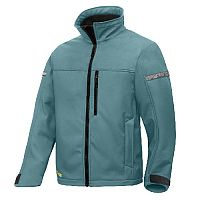 Snickers 1200 AllroundWork Softshell Jacket Petrol/Black