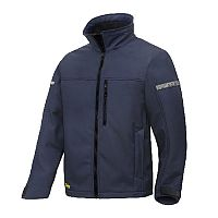 Snickers 1201 AllroundWork, Softshell Jacket Navy/Black