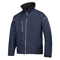 Snickers 1211 Profiling Soft Shell Jacket Navy