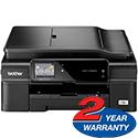 Brother DCP-J752DW Colour Multifunction Inkjet Printer Duplex WiFi A4 Ref DCPJ752DWZU1