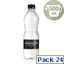 Harrogate Still Water Bottles 500ml Ref P500241S [Pack 24]