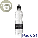 Harrogate Still Water Sport Cap Botttles 500ml Ref P500243SC Pack 24