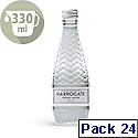 Harrogate Sparkling Water Glass Bottle 330ml Ref G330242C Pack 24