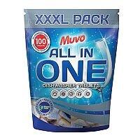 Muvo Original Dishwasher Tablets 1 x Pack of 100 Tablets