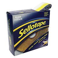 Sellotape Hook n Loop Strip 6m Removable