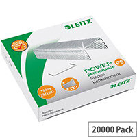 Leitz 23/15 XL Staples  Box of 1000 for 5553 Stapler Pack of 20 Boxes
