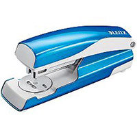 Leitz NeXXt WOW Stapler 3mm 30 Sheet Blue Ref 55021036L