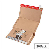 Universal Wraps C4 Plus Posting Boxes Pack of 20