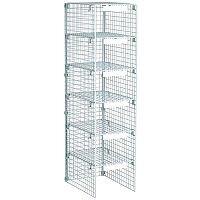 Sort Unit Column  Grey  for 24 Compartments