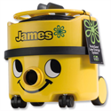 Numatic James Vacuum Cleaner 1100W Yellow Ref JVH180