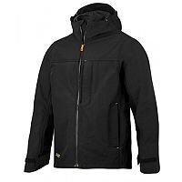 Snickers 1303 AllroundWork Waterproof Shell Jacket Black