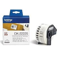 Brother DK-22225 38mm x 30.48m Continuous Paper Labelling Tape