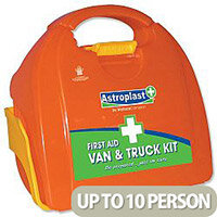 Wallace Cameron Van and Truck First Aid Kit with Bracket Up to 5 Person
