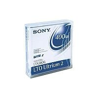 Sony LTO 2 Ultrium 200-400GB Data Cartridge