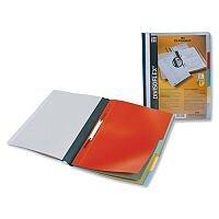 Durable Divisoflex Project Flat File Plastic 15mm A4 Blue