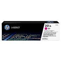 HP 201A (Yield 1,400 Pages) Original Magenta LaserJet Toner Cartridge for Color LaserJet Pro M525n/M525dw/M277n/M277dw Printers CF403A